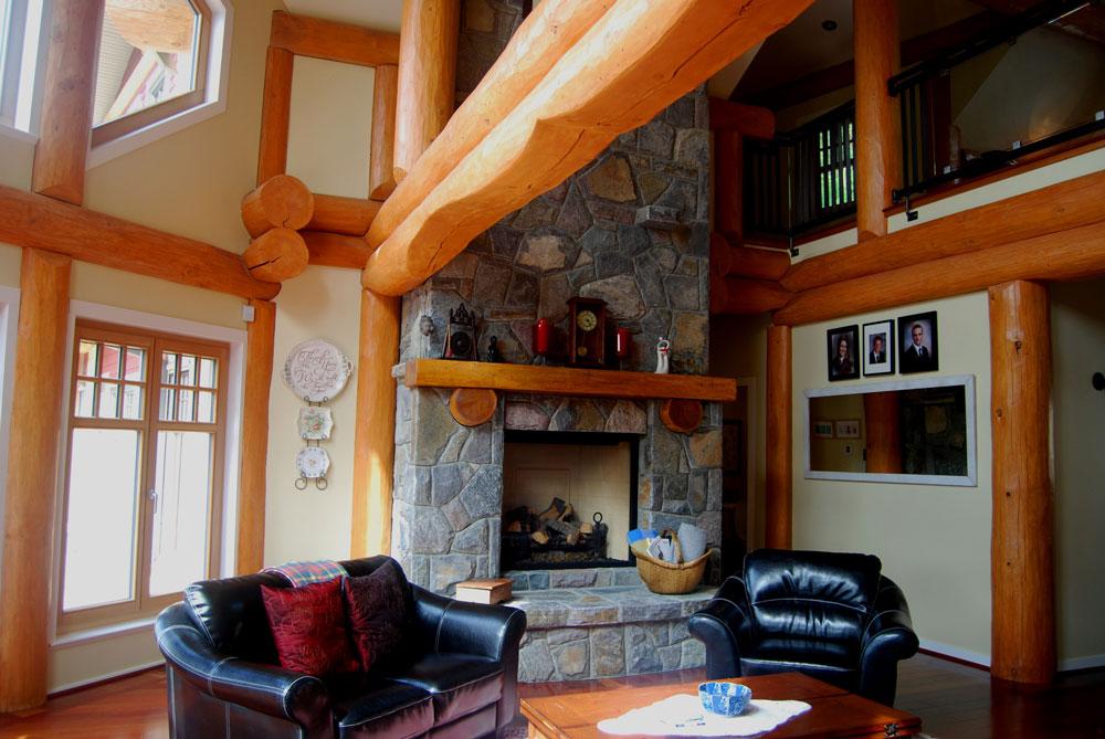 Post Amp Beam Log Homes Log Joinery Timber Frame