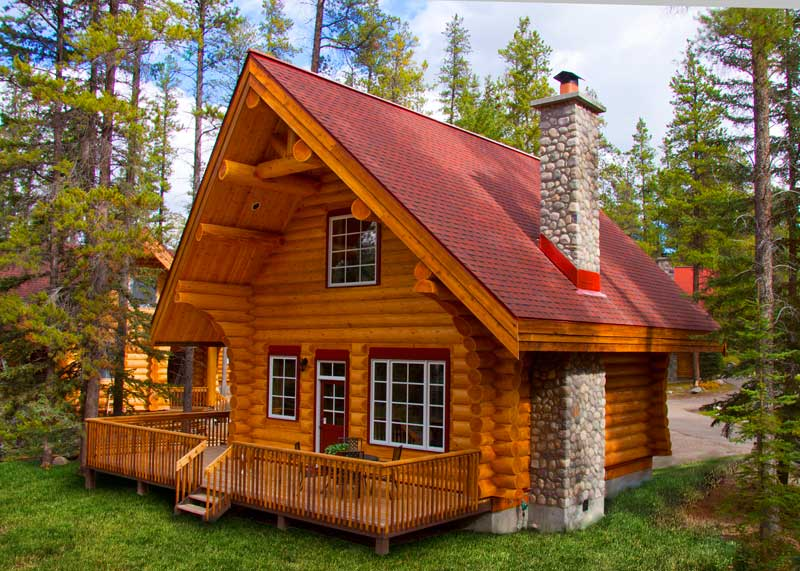 Classic Full Log Homes Log Cabin Builders Custom Handcrafted