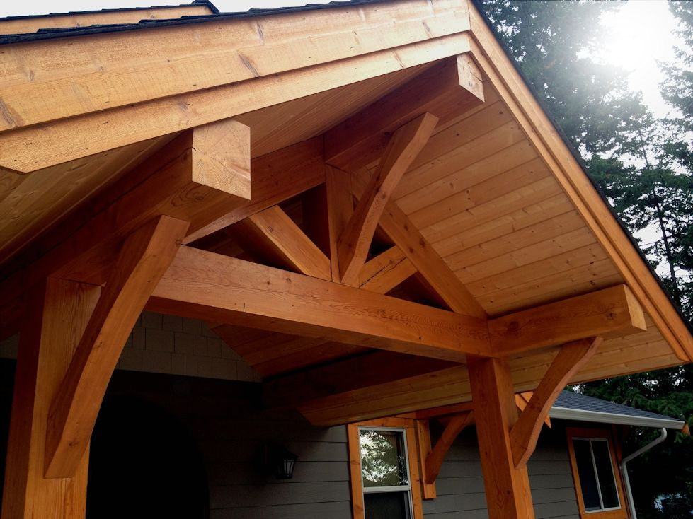 Timber Frame Styles | Traditional Log Styles | Contemporary Log Home
