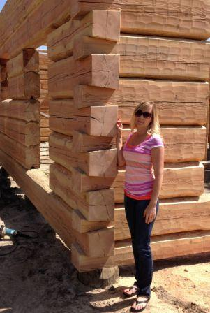 Classic Full Log Homes Cabin Builders Custom Handcrafted Home Cabins