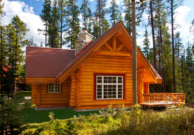Log Cabin For Sale North Vancouver Island
