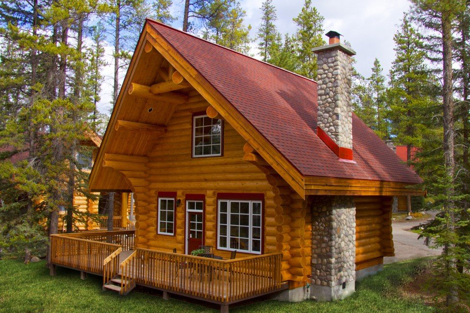 Luxury Log Cabin 3