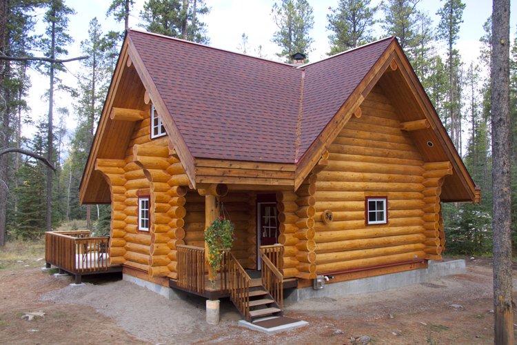 Log Cabin 36