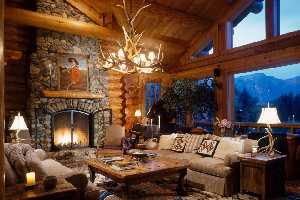Western Log Home Living