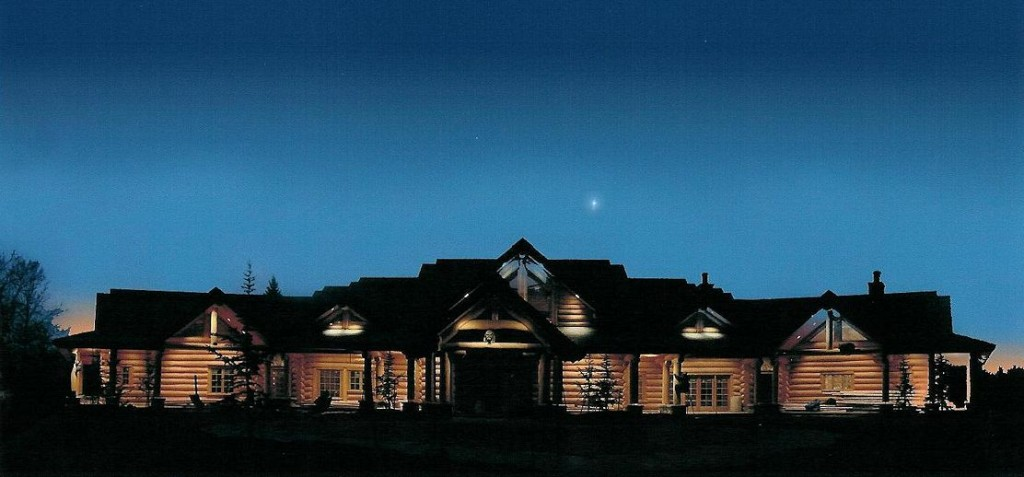 Log Home Dreams
