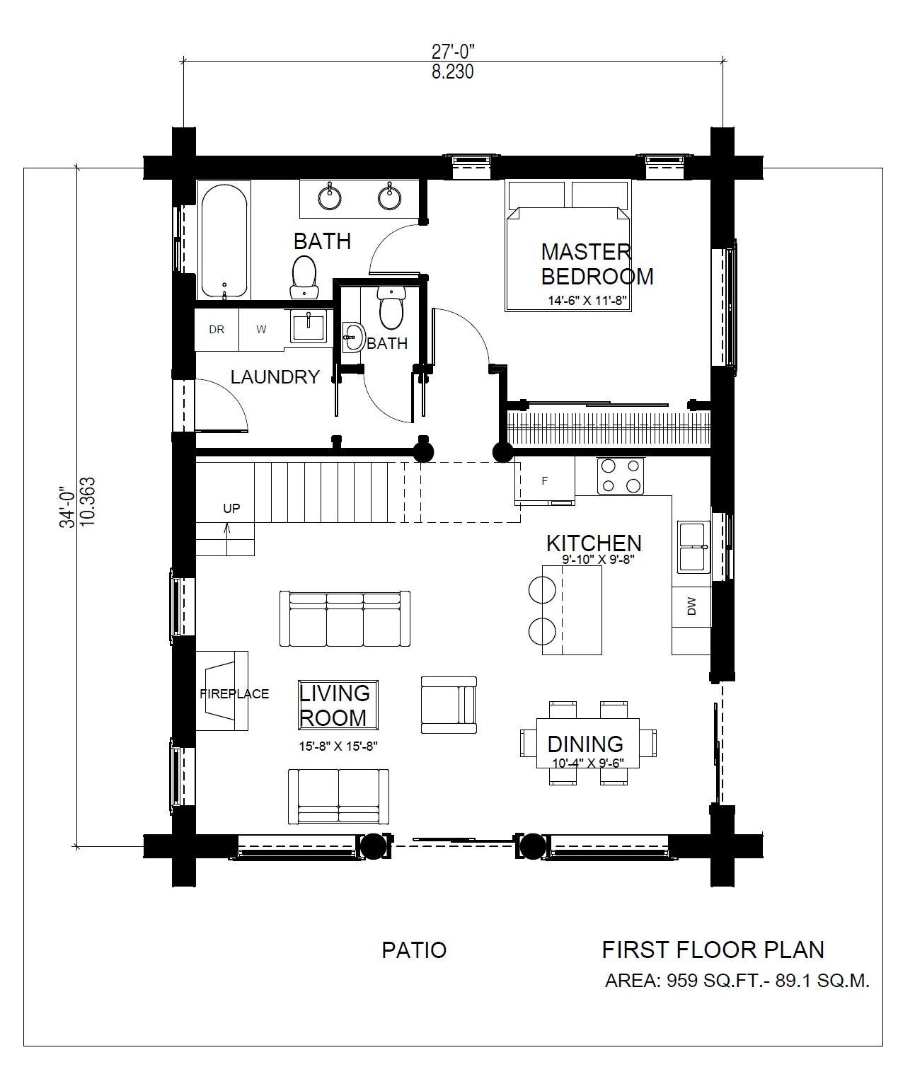 Log home floor plans bc for Log home plans canada
