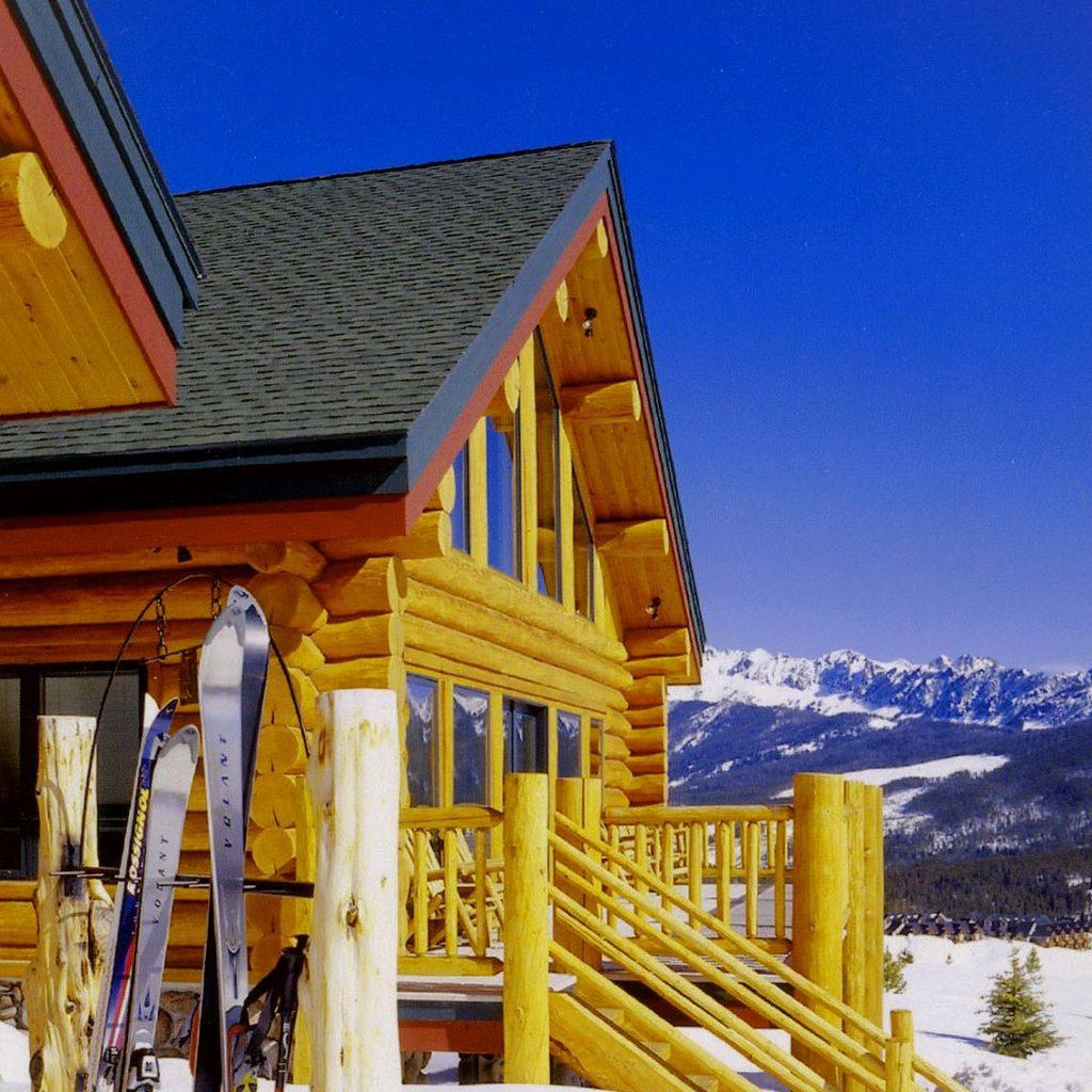 Colorado Log Homes