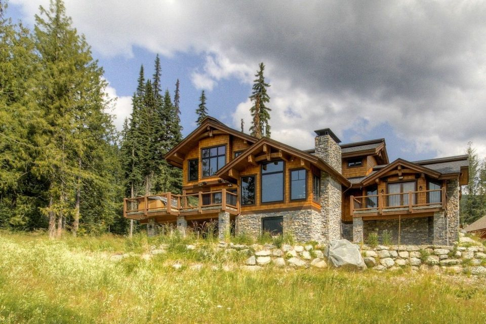 Timber Mountain Home