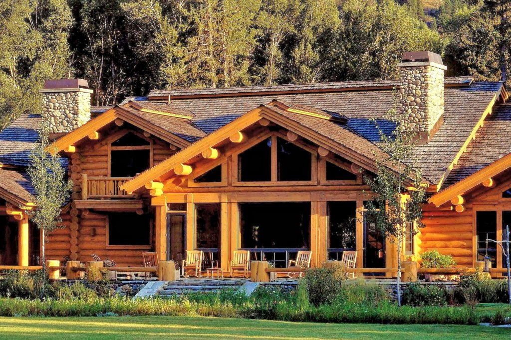 Log Homes in New Mexico